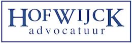 Logo Hofwijck advocatuur Den Haag